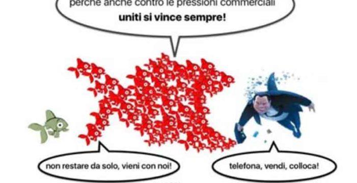 Emilia Romagna: pressioni commerciali e classifiche dei lavoratori