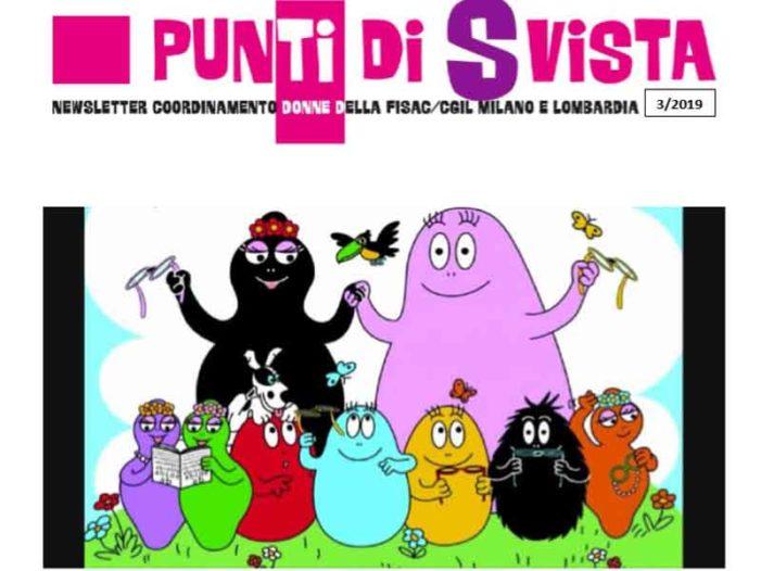 """""""Punti di Svista"""" n.3/2019"""