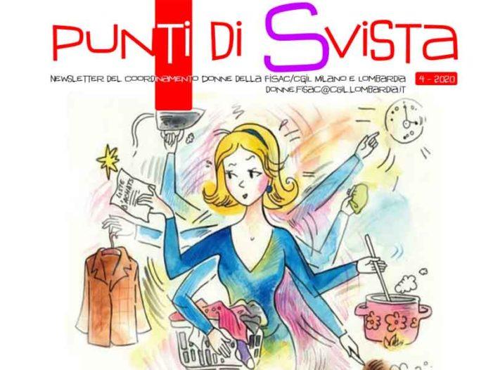 Donne Lombardia: Punti di Svista n.4 / 2020