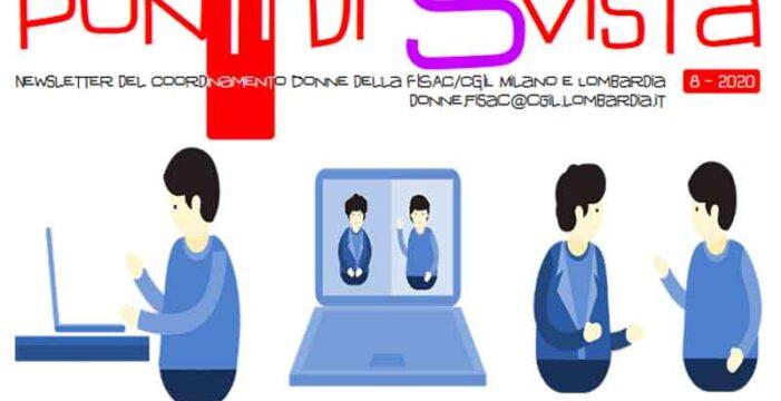 """""""Punti di Svista"""" n.8/2020"""