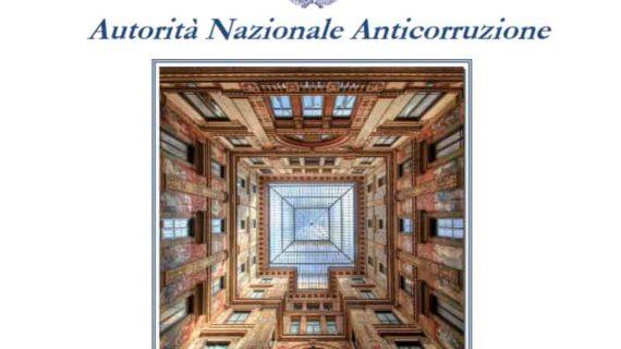 Autorità Nazionale Anticorruzione: relazione annuale 2019