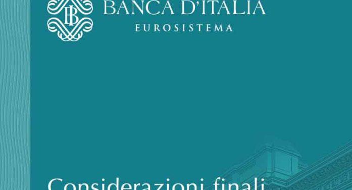 Le considerazioni finali del Governatore della Banca d'Italia – 2020