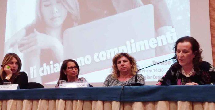 Treviso: iniziativa su molestie del 10 aprile